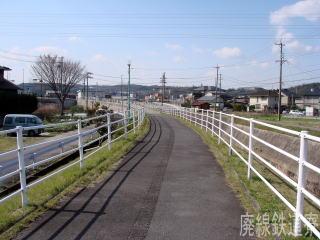 新土岐津駅