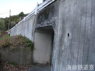 国鉄大隅線廃線跡14 大廻-大隅福...