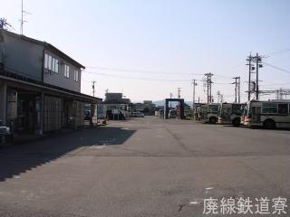 京福電気鉄道丸岡線廃線跡1 西長...