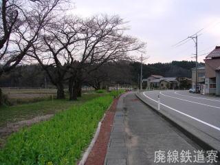 北陸鉄道小松線廃線跡1 小松-鵜...